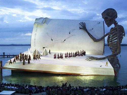 Festival de Bregenz 1999