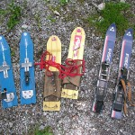 Figl, esquiar en primavera en el Tirol