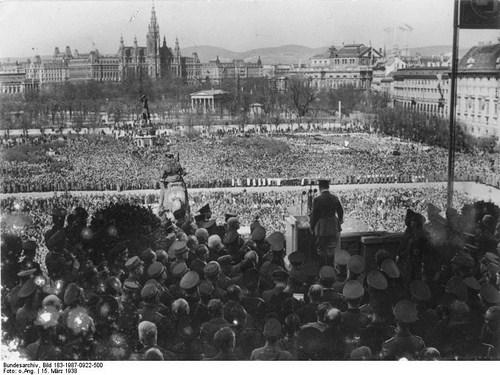 Hitler en Viena