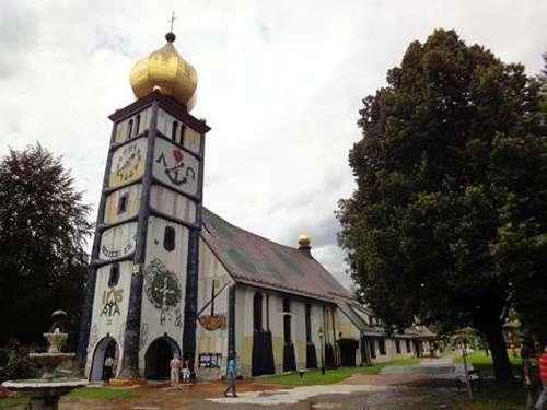 Iglesia de Bärnbach