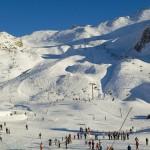 Disfrutar del invierno en el Tirol
