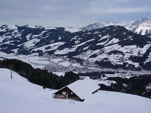 Esquí en Kitzbuhel