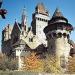 Kreuzenstein, un castillo lleno de remiendos