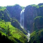 La cascada Scheier, en el Tirol