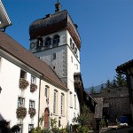 La Torre Martinsturm en Bregenz