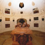 El Mausoleo de Fernando II en Graz