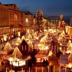 Mercadillos navideños y belenes en Linz