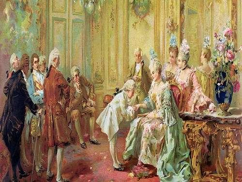 Mozart en Versalles