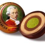 Los Mozartkugel o bombones de Mozart