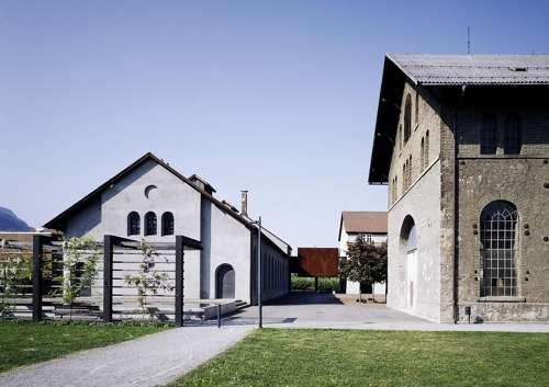 el museo natural inatura en dornbirn. Black Bedroom Furniture Sets. Home Design Ideas