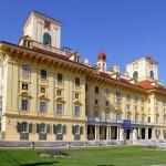 El Palacio Sterhazy en Eisenstadt