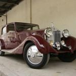 El museo Rolls Royce en Dornbirn