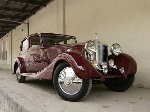 Rolls Royce en Dornbirn