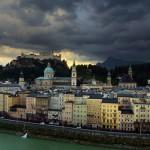 El clima en Salzburgo, cuándo viajar