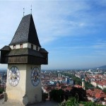 La Torre del Reloj, símbolo de Graz