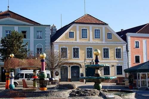 Plaza de Zwettl