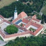 Abadía de Heiligenkreuz, al sur de Viena