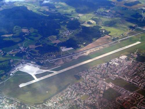 Aeropuerto de Klagenfurt