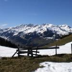 Auffach, vacaciones de esquí en familia