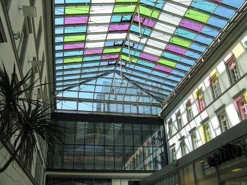 Galeria en el Ayuntamiento de Innsbruck