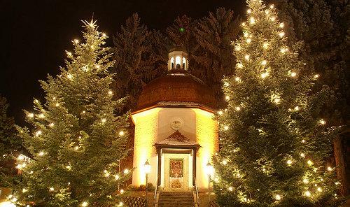 Capilla Memorial Noche de Paz