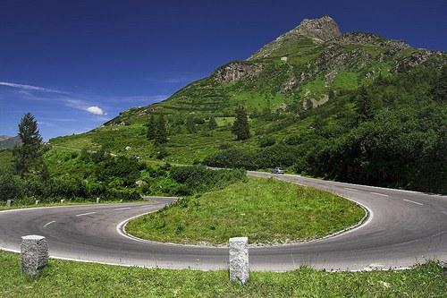 Carretera Silvretta
