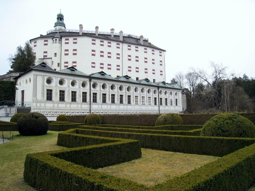 Castillo de Ambras
