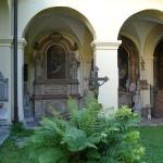 La Iglesia de San Sebastián y su cementerio