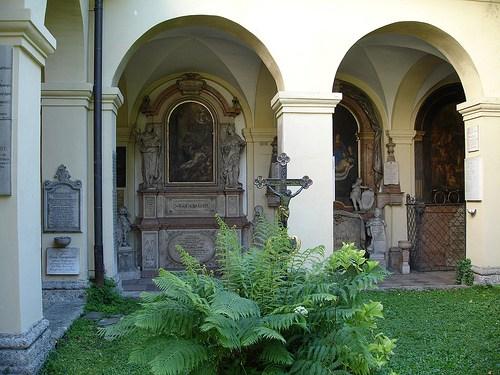 Cementerio San Sebastian