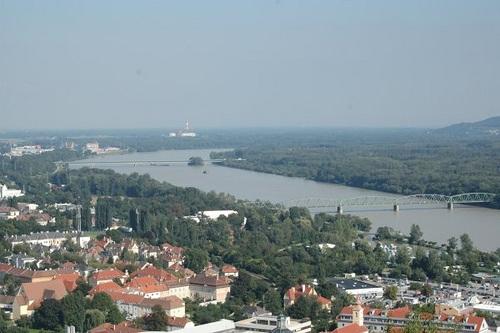 Panorama de Krems