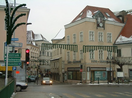 Calle del Centro de Krems