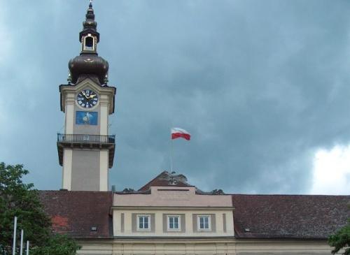 Landhaus en Linz