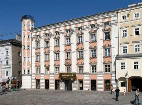 Antiguo Ayuntamiento en Linz