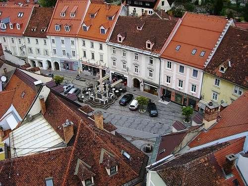 Centro historico de Wolfsberg