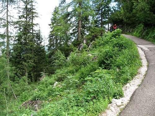 Sendero Dachstein