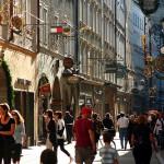 Centro histórico de Salzburgo, para ir de compras