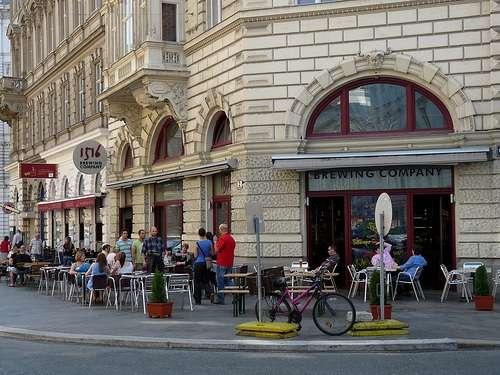 Culinaria en Viena