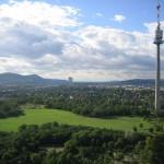 Donaupark, Parque del Danubio de Viena