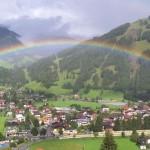 Deporte alpino en Dorfgastein