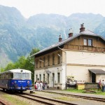 Recorrer el monte Erzberg en el Erzebergbahn