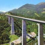 Puente de Europa, cerca de Innsbruck