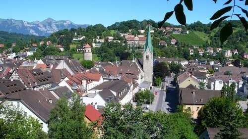 Vista de Feldkirch