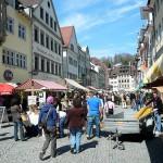 Medieval centro histórico de Feldkirch
