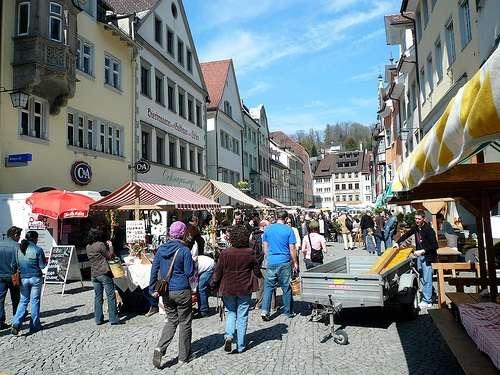 Centro historico de Feldkirch
