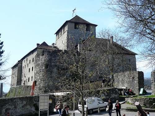 Schattenburg en Feldkirch