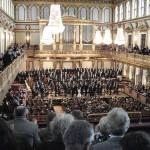 La Orquesta Filarmónica de Viena