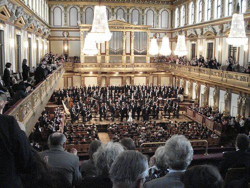 Orquesta Filarmónica de Viena