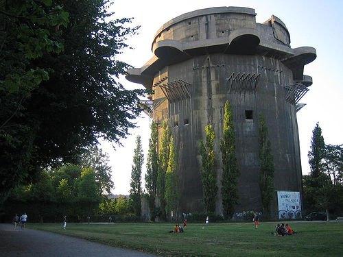 Flakturme-Augarten