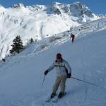 Galtür, complejo de esquí con ambiente tranquilo