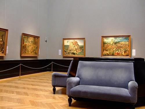 Gemäldegalerie en Kunsthistorisches